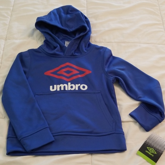 Umbro Girls Take Over Hoodie